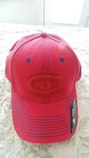 New  Montreal Canadiens Adidas  Mens Adjustable  Hat Cap Red