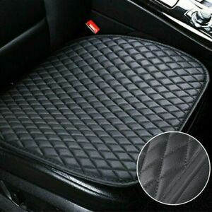 Universal Car Auto Seat Mat Cover PU Leather Breathable Protector Cushion Pad UK