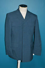 Used Canadian air force blue service dress jacket size 7342 ( ref#1575bte157)