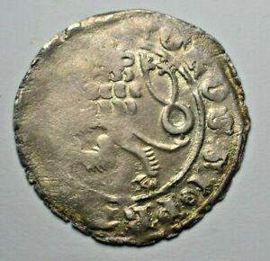 Bohemia, Karl IV (1346 - 78), groschen, Prague mint, high grade, much as struck