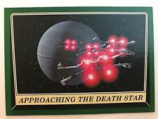 Star Wars Rogue One Mission Briefing #53 Approaching the Death Star GREEN