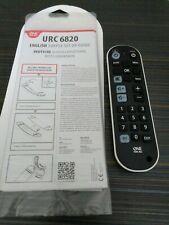 One For All URC 6820 Zapper Control Remoto Universal