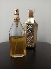 Nahema de Guerlain, eau de parfum,recharge avec etui, vintage, rare