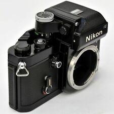 Nikon F2 Photomic Black 35mm SLR Camera. DP1.Exc+++. New Foam Tested. see pics