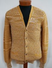 c86133f8d0acc1 NWT Authentic MISSONI Orange 100% Cotton Knitted Cardigan Sweater M