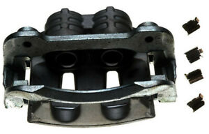 Disc Brake Caliper-Friction Ready Non-Coated Front Right fits 05-10 Ford Mustang