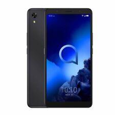 Alcatel 3C 5006D Smartphone volcano black Android 6,7 Zoll HD+ 16 GB Handy