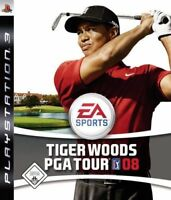PS3 - Tiger Woods PGA Tour 08 (2008) **New & Sealed** Official UK Stock