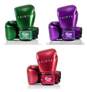 FAIRTEX - Metallic Boxing Gloves (BGV22)