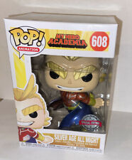 Funko Pop! My Hero Academia - Silver Age All Might #608 Special Edition