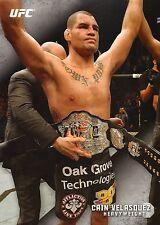 Cain Velasquez UFC 2015 Topps Knockout 10x14 Card 99 #/49 Jumbo Wall Art 121 166