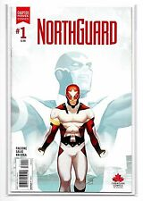 NORTHGUARD #1 - Cover A - Ron Salas Cover - Chapter House Comics!