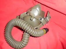 MBU-4/P Oxygen Mask Size Large, Dated 1968 Vietnam Era.