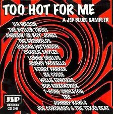 No Free Rides: A Budget Blues Sampler by Various Artists (CD, May-1995, JSP...