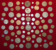 Lot Of 85 Mexican Coins Including 3 10% Silver 1 Peso Coins - L@@K