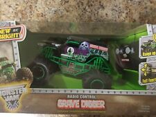 New ListingRadio Control New Bright Grave Digger Monster Jam Truck.