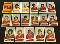 FIGURINA CALCIATORI ALBUM CALCIO FLASH 83 1982-83  ROMA SCEGLI DALL'ELENCO