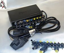 Universal Laptop Netzteil 12V - 19V 19,5V 20V 24W 2A - 5A 90W / 96W 13 Stecker