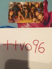 SNSD Oh! Group Photocard