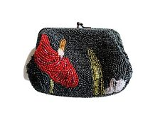 Millicent Beaded Coin Purse