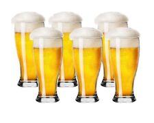 6 Weizengläser Biergläser 0,5 Liter Bierseidel Bierglas Pilsgläser Altbiergläser
