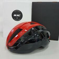 HJC Ibex 2.0 Aerodynamic Road Bicycle Helmet Size M (55-59cm) – Red Black