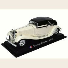 Bugatti Royale  France Diecast Model 1:43 Legendary Cars Collection No 3