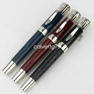 Luxury MB Mark Twain Ballpoint Rollerball Limited Edition 3 Colors no box