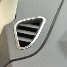 Car Air conditioning vent cover Stainless Steel Sticker for Ford Focus MK2 05-13
