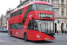 New bus for London - Borismaster LT506 6x4 Quality Bus Photo B