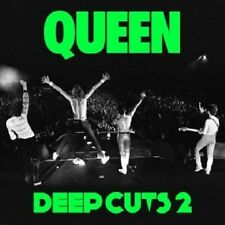 QUEEN - DEEP CUTS VOL.2: 1977-1982  CD  14 TRACKS CLASSIC ROCK & POP  NEU