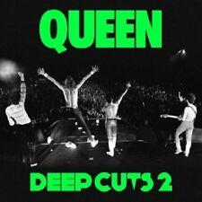 QUEEN - DEEP CUTS VOL.2: 1977-1982  CD  14 TRACKS CLASSIC ROCK & POP  NEU
