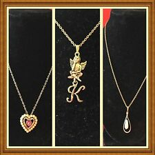 Fashion Jewelry 2 Silver 1 Gold Necklaces