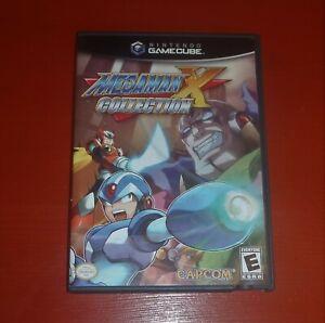 Mega Man X Collection (Nintendo GameCube, 2006) -No Manual