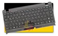 Orig QWERTZ Tastatur Asus EeePC 1201 1201N 1201NL 1201PN 1201T mit Rahmen DE Neu