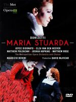 JOYCE/ELZA DIDONATO - MARIA STUARDA(A METROPOLITAN OPERA HIGH-DEFIN  DVD NEW+