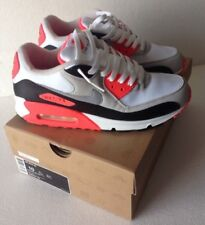 2010 Nike Air Max 90 Infrared Brand New in Box Dead Stock Size US 10 Rare!