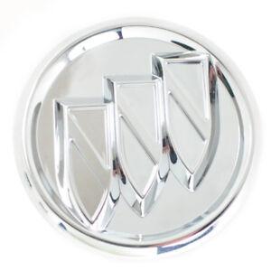 "Chrome Center Cap 2.5"" N94 N77 P31 Buick Lacrosse Regal Lucerne 9595157 9594955"
