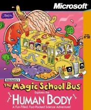 THE MAGIC SCHOOL BUS EXPLORES THE BODY +1Clk Windows 10 8 7 Vista XP Install