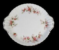 Beautiful Royal Albert Lavender Rose Cake Plate