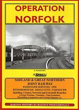 Operation Norfolk. M&GN Joint Railway.