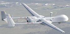 EADS Harfang/Eagle One SIDM UAV Airplane Wood Model Replica Large Free Shipping