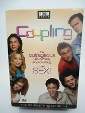 BBC Coupling The Collection DVD 2005 1 DVD Missing (2nd Season Disc1) VERY GOOD