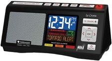 La Crosse Technology W85947 Tornado Alert Noaa/Am/Fm Severe Weather Radio