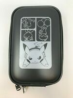 Pikachu Pokemon Company Nintendo DS Gray Travel Carrying Case