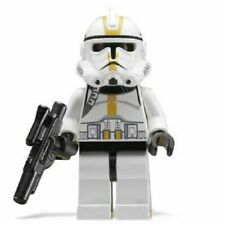 LEGO Star Wars Yellow Clone Trooper Corps Commander Bly Cody 7655 75013 7261 NEW
