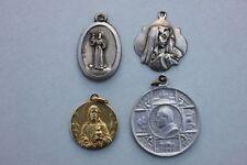 4 remolque religiosa, María, Cristo, San Benedicto y Roma 1933