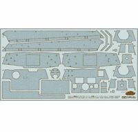 TAMIYA Zimmerit Coating Sheet for German Heavy Tank King Tiger (Production) NEW