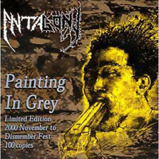 ANTAGONY  -  Painting in grey / november to dismember CDR (Selfrel, 2001) Death