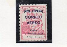 España Guerra Civil Sobrecargas Locales Patrioticas Burgos año 1936 (CS-630)